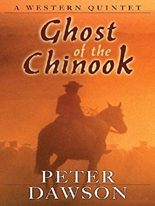 book cover of Ghost of Chinook