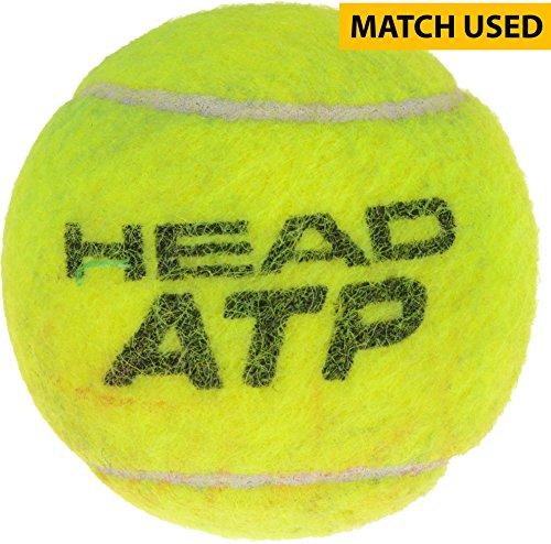 Novak Djokovic, Andy Murray 2012 Shanghai Masters Finals Match-Used Tennis Ball - Fanatics Authentic -