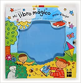 Mi Libro Magico Para Dibujar/ My Magic Drawing Book (Pizarra ...