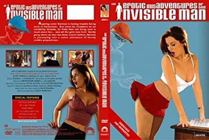 Erotic adventure of the invisible man