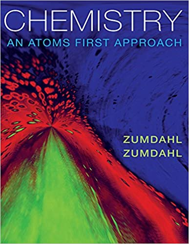 Chemistry an atoms first approach steven s zumdahl susan a chemistry an atoms first approach 1st edition fandeluxe Images