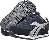 Reebok Work Women's Leelap RB195 Work Shoe,Blue Oxford,7.5 W US