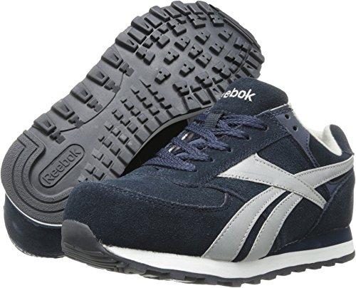 Leelap RB195 Work Shoe,Blue Oxford,8.5 W US ()