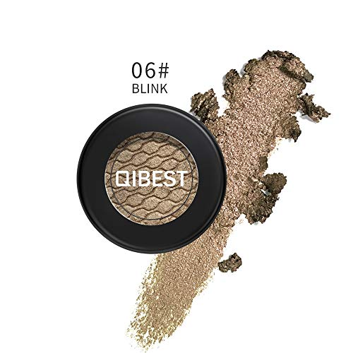 Lowpricenice DaySeventh Beauty Waterproof Eyeliner Gel Cream Eye Liner Eye Shadow Gel Makeup Cosmetic F (Cream Olive High Pigment 1)