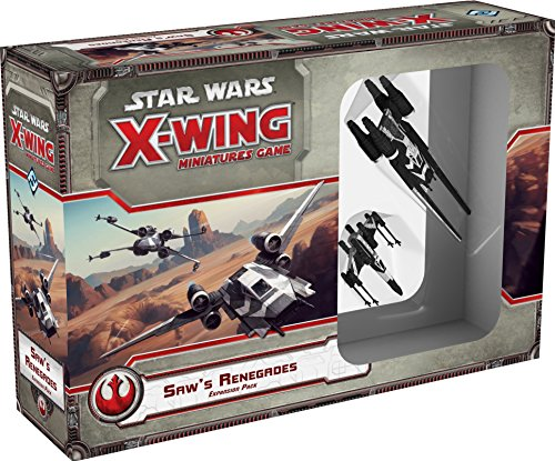 Used, Star Wars: X-Wing - Saw's Renegades for sale  Delivered anywhere in USA