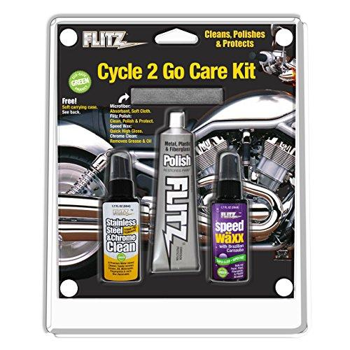 Flitz CY 41503 Mixed Cycle 2Go Care Kit
