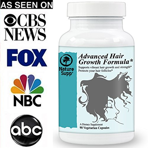 #1 Hair Vitamins – Want Beautiful Hair? Want Faster Growing, Longer & Healthier Hair? Premium Supplements FREE Of Magnesium Stearate – Extra Strength Nutrition For Hair & Follicles - Buy With 100% MONEY BACK GUARANTEE!