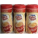 Nestle Coffee-mate Original Coffee Creamer, 6 oz (Pack of 3)