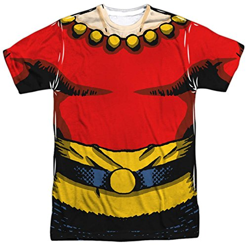 Flash Gordon- Flash Costume Tee T-Shirt Size XXXL