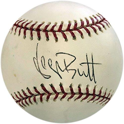 George Brett Autographed Baseball (JSA) (George Brett Autographed Baseball)