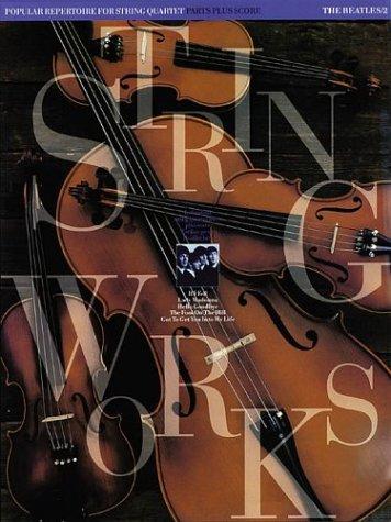 The Beatles, Vol. 2: Popular Repertoire for String Quartet pdf epub