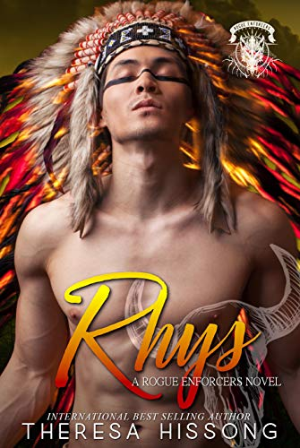 Rhys (A Rogue Enforcers Novella) by [Hissong, Theresa]