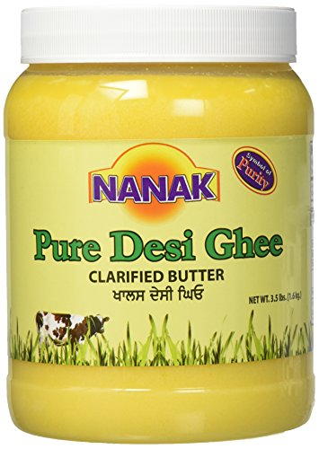 Nanak Pure Clarified Butter 56 Ounce product image