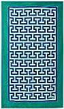 Jonathan Adler Mykonos Beach Towel, Blue