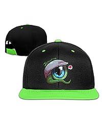 OHYEYE Kids Jack Septic Eye Adjustable Snapback Caps Hip-hop Baseball Hat For Kids