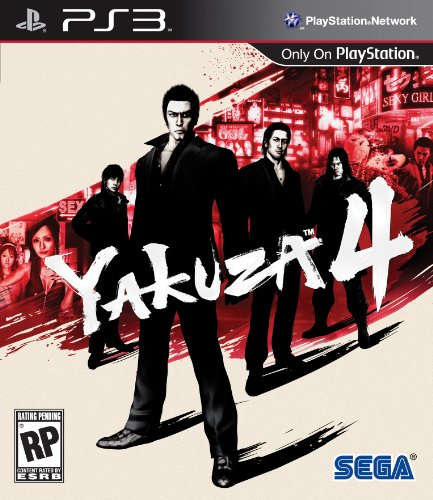 Yakuza 4 - Playstation 3