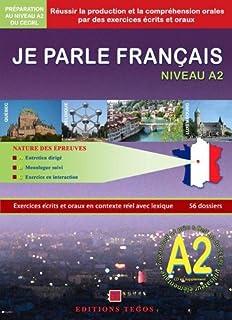JPF Je parle français DELF A2 LIVRE CORRIGES 2CD