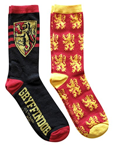 Hyp Harry Potter Gryffindor Logos 2 Pack Casual