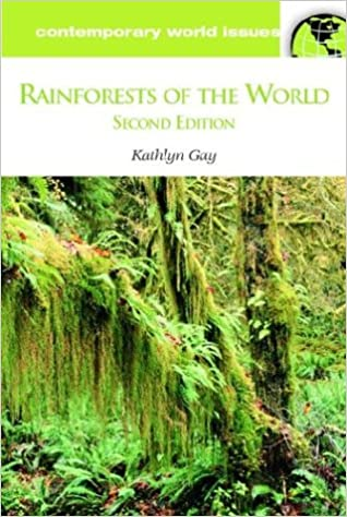 Rainforests of the World: A Reference Handbook (Contemporary World Issues)