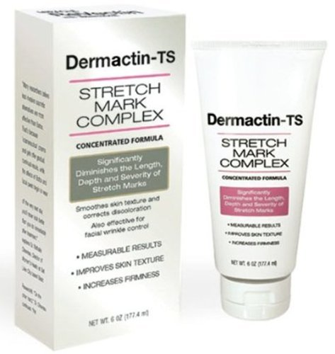 Dermactin-TS Stretch Mark Complex Body Skin Care Products, 6oz