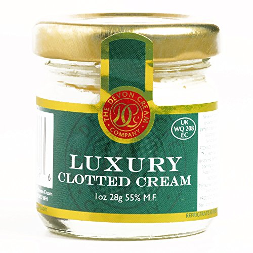Devon Luxury Clotted Cream 1 oz each (1