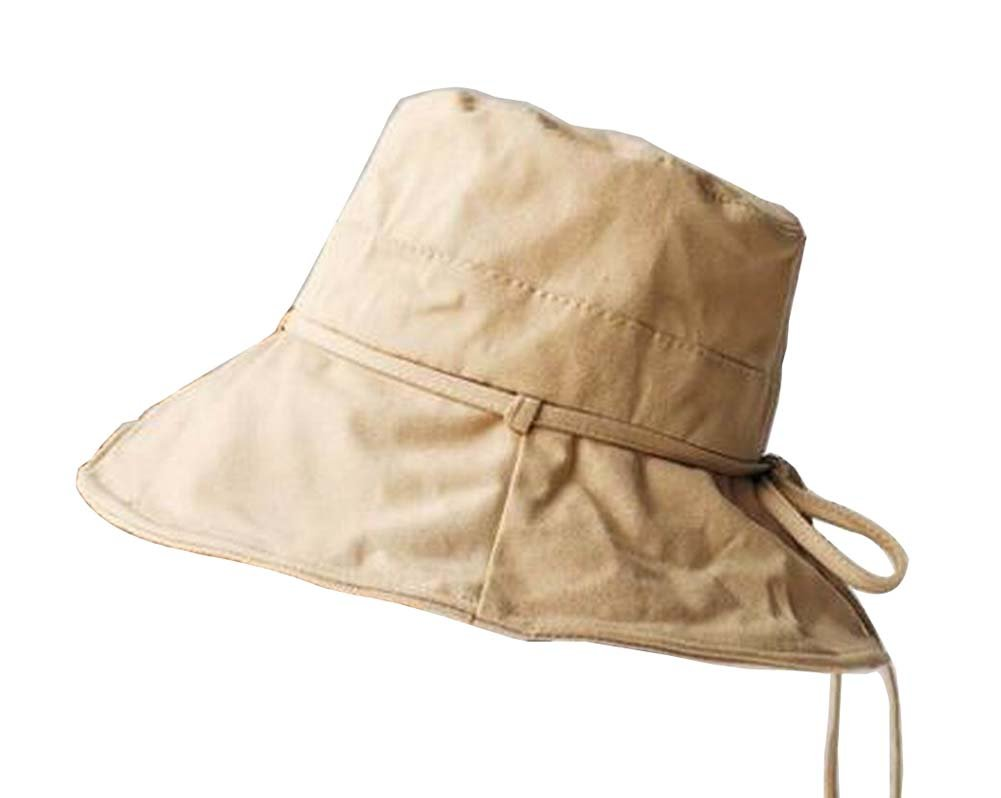 Alien Storehouse Lady Foldable Sun Hat Elegant Top Hat Dress Hat Beach Hat