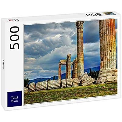 Lais Puzzle Atene 500 Pezzi
