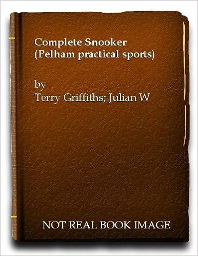Complete Snooker (Pelham Practical Sports)