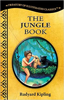 Which country is the jungle book set in
