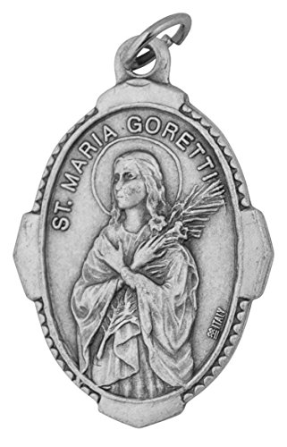 - Venerare Traditional Catholic Saint Medal (Saint Maria Goretti)
