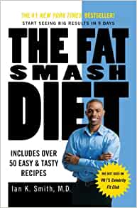 extreme fat smash diet example meal plan