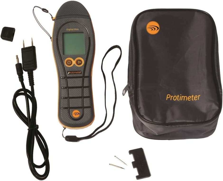 Protimeter Digital Mini BLD5702 Pin-Type Moisture Meter