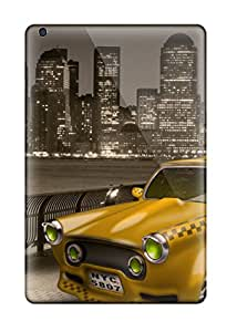 Elliot D. Stewart's Shop Best 8198861K24211500 Mini 3 Scratch-proof Protection Case Cover For Ipad/ Hot Taxi To Newjersey 1080p Phone Case