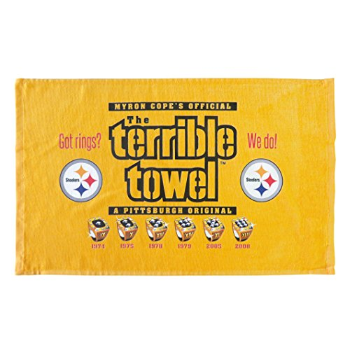 Pittsburgh Steelers Got Rings Terrible Towel 6x Super Bowl ()