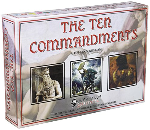 the 3 commandments board game - 5