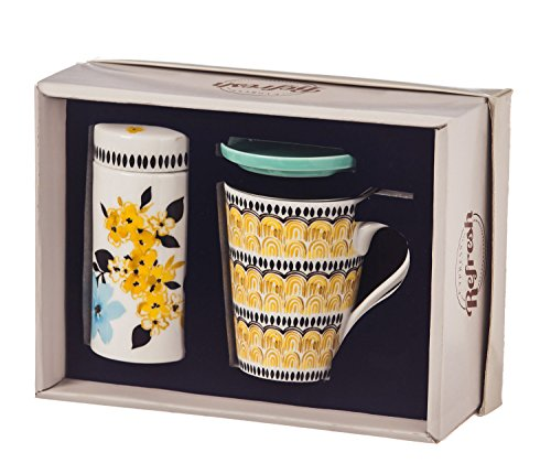 Sweet & Simple Tea Gift Set - 3 x 4 x 5 Inches