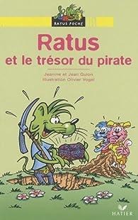 Ratus et le trésor du pirate par Jean Guion
