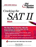 Cracking the SAT II, Jonathan Spaihts, 0375762981