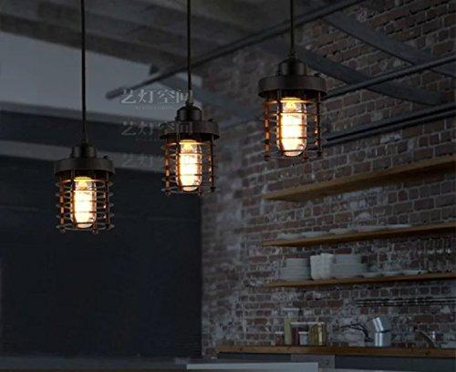 Kunst Raum Lampe Restaurant Retro American Bar Village Bereich Der