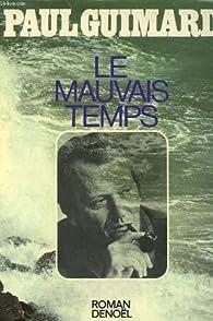 Book's Cover ofMauvais temps