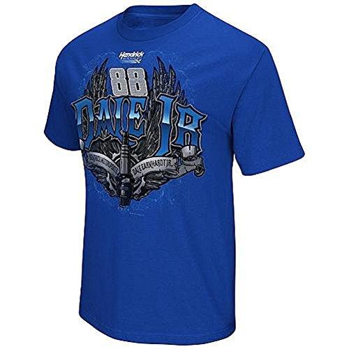 Mens Dale Earnhardt Jr. Graphic Tee-Shirt Size Large