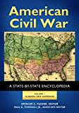 img - for American Civil War [2 volumes]: A State-by-State Encyclopedia book / textbook / text book