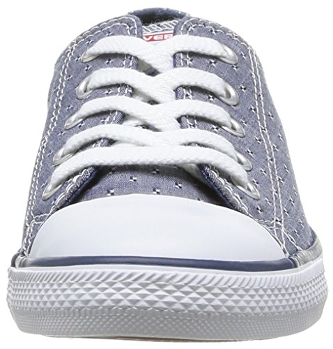 Bleu marine Baskets Converse Mode Mixte Adulte As Dainty Chambray xSwanw0z8