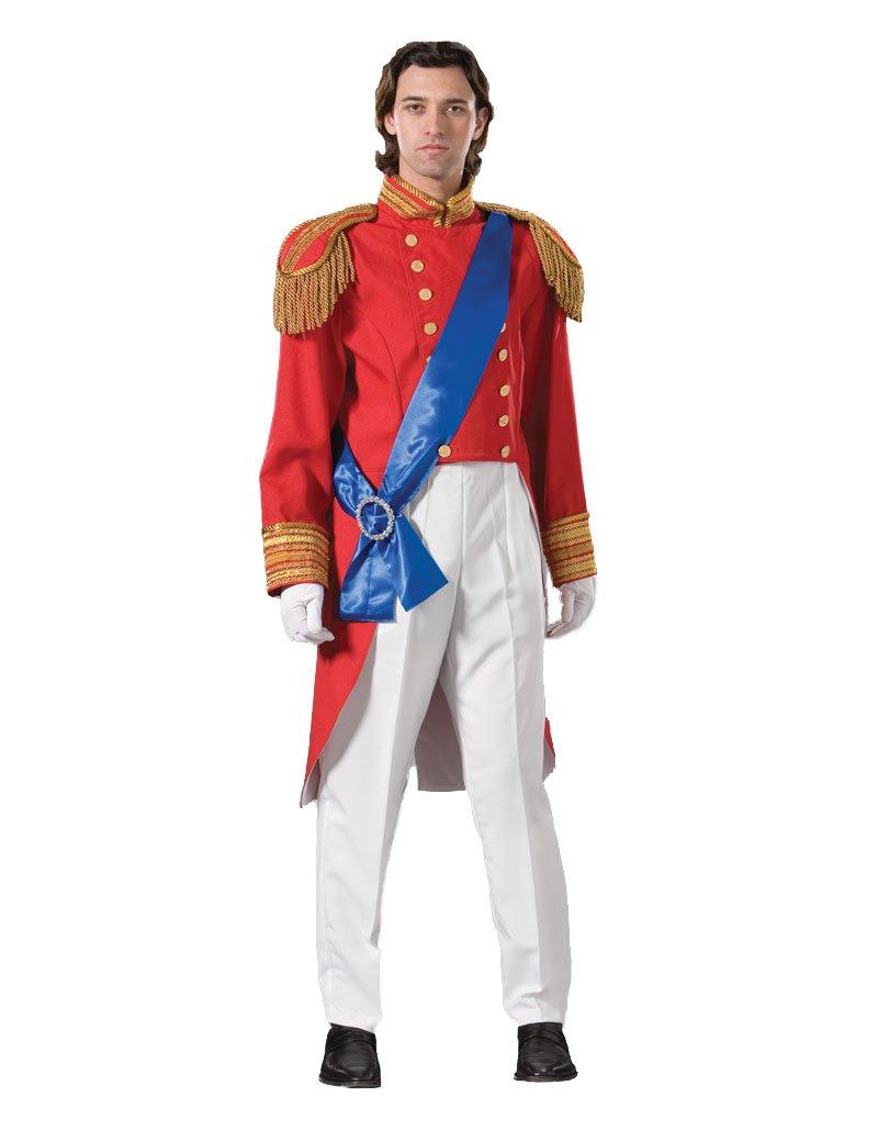 Men's Irish Guard Prince Royal Wedding Costume, XXLarge