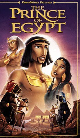 (The Prince of Egypt [VHS])