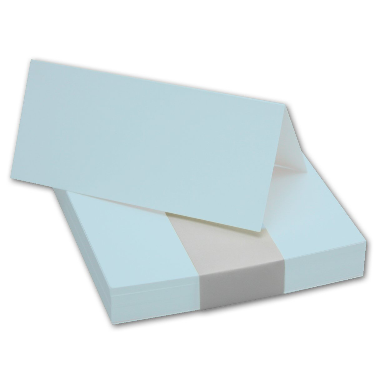 200x Tischkarten in Hochweiß I Größe  100 x x x 90 mm (Gefaltet 100 x 45 mm) I 240 g m² - Sehr Schwere und Stabile Qualität I aus der Serie FarbenFroh von NEUSER  B07CPVHV4D | Verschiedene aktuelle Designs  29f6c3