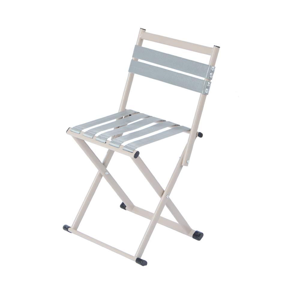 Folding Chair Folding Stool Folding Portable Outdoor Fishing Chair-B