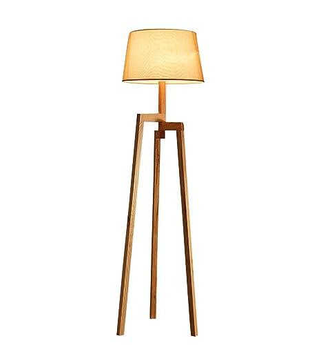 ZHAOGECHAOLDD Elegante Lámparas de pie, lámparas de pie ...