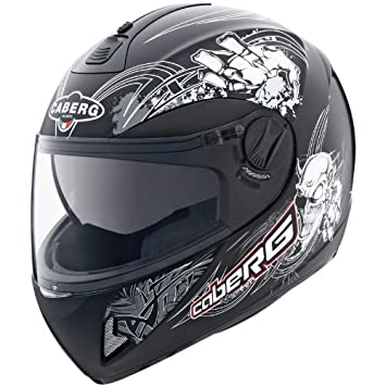Caberg V2 407 hellracer 2 casco de moto