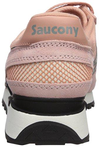 Saucony Originaler Menns Skygge Opprinnelige Løpesko Rosa / Grå